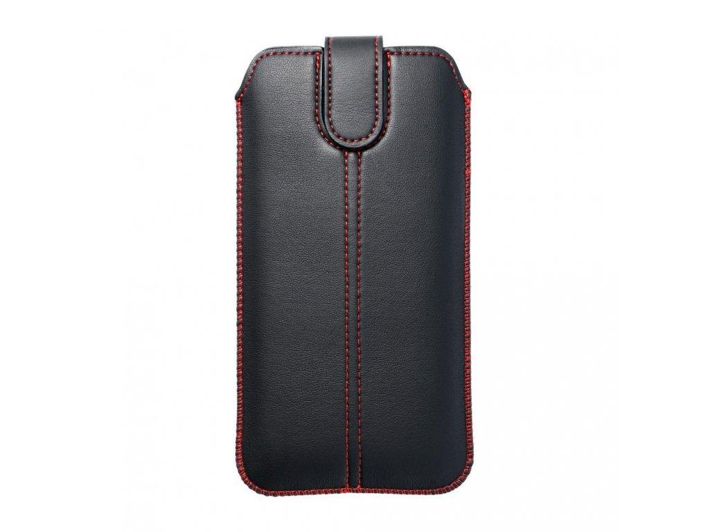 Pouzdro Forcell - CHIC ULTRA SLIM -M4- Samsung i9100 S2 (černá)