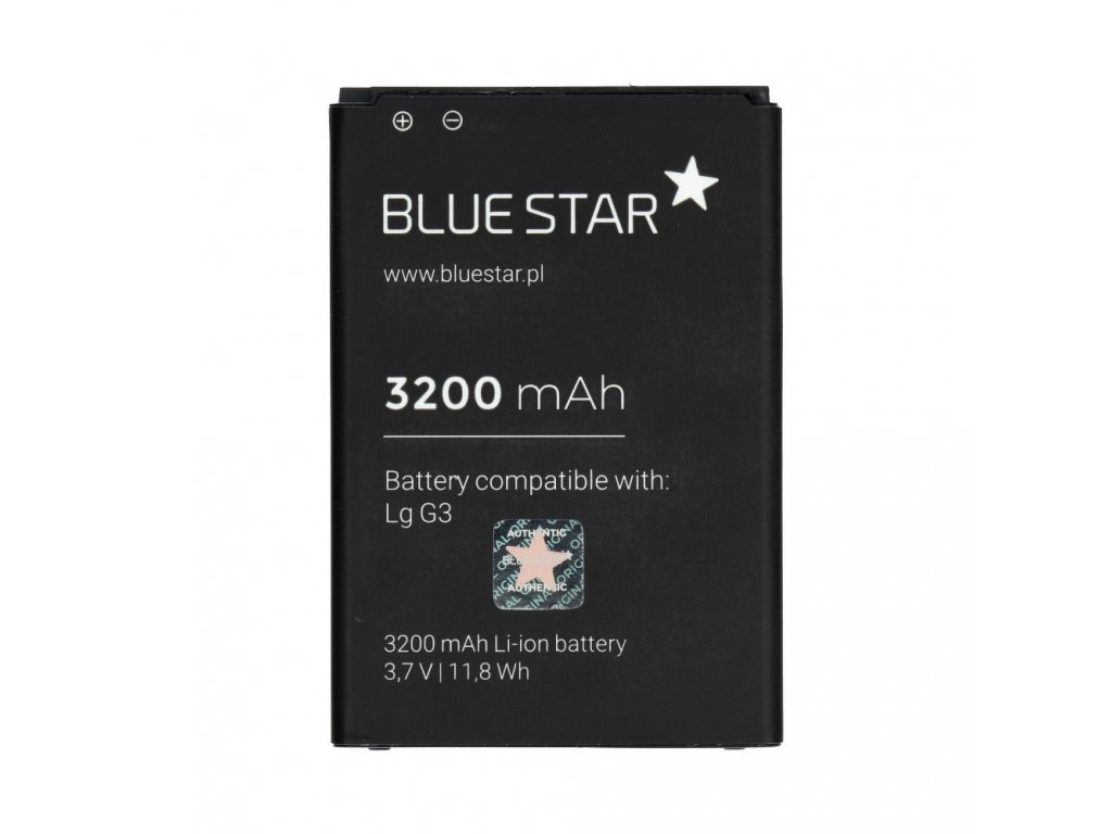 Baterie Blue Star LG G3 Li-Ion 3200mAh BS(Premium)