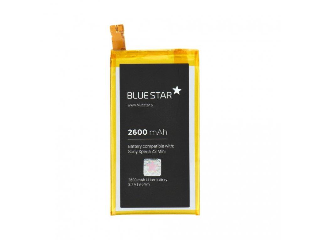 Baterie Blue Star Sony Xperia Z3 Compact - 2600mAh Li-Poly BS(PREMIUM)