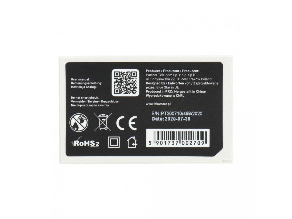 Baterie Blue Star Nokia 6610,7210,7250- 900mAh Li-Ion
