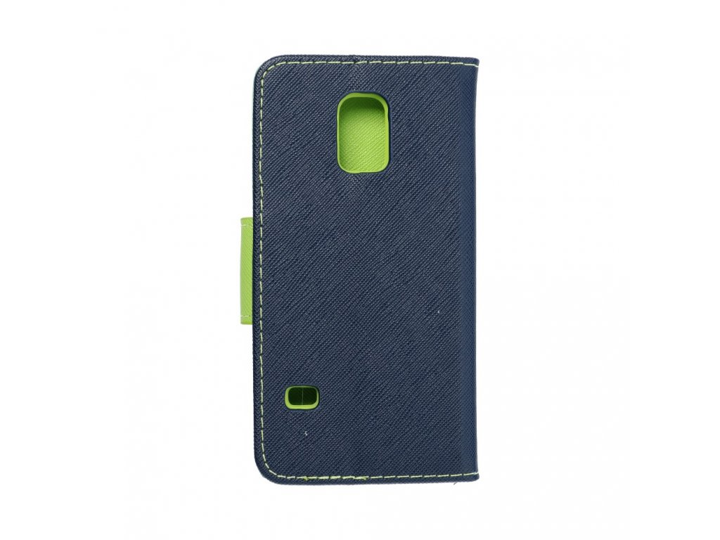 Fancy pouzdro Book - Samsung G800 Galaxy S5 mini - modré