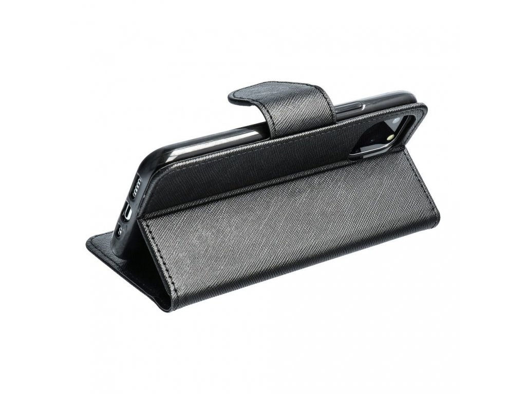 Fancy pouzdro Book - Samsung G800 Galaxy S5 mini - černé
