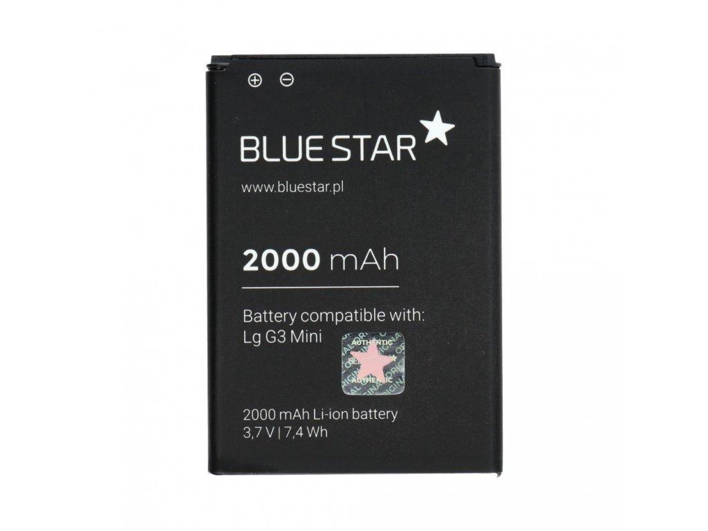 Baterie 2000mAh LG G3 Mini (G3 S/G3 Beat) - Blue Star - náhrada za BL-54SH
