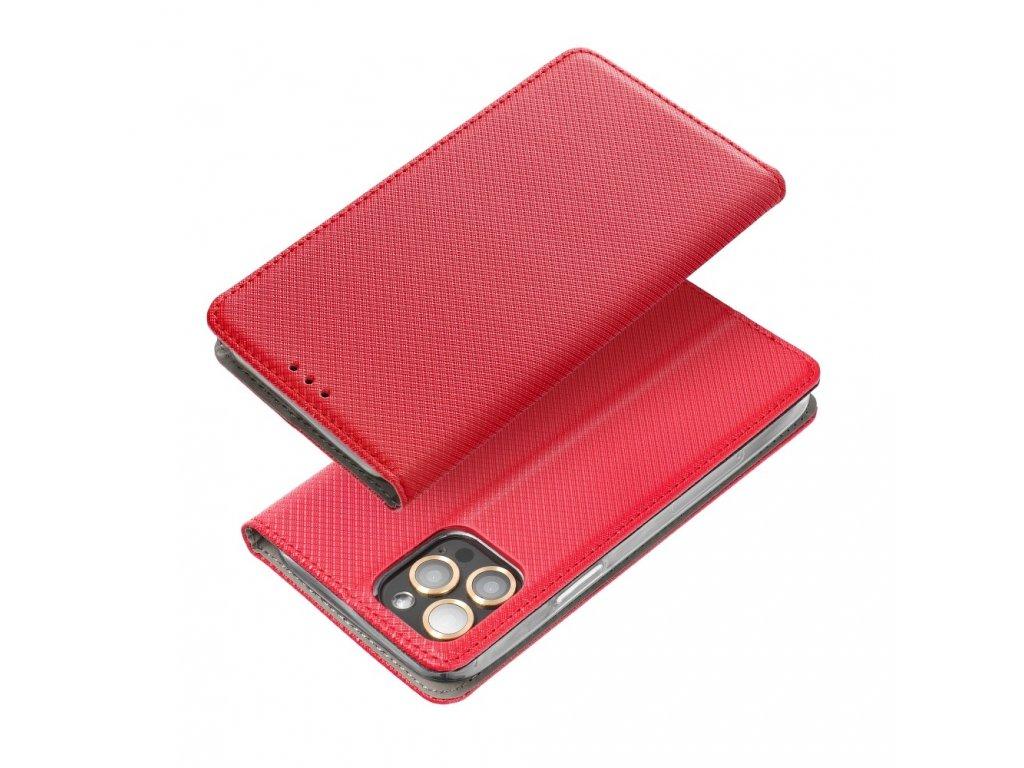 Pouzdro Smart Case Book pro Huawei Y5 II - červené