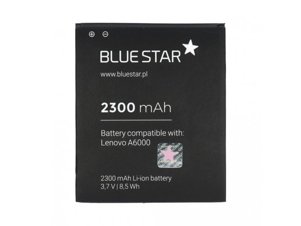 Baterie 2300mAh Blue Star - Lenovo A6000 Li-Poly PREMIUM