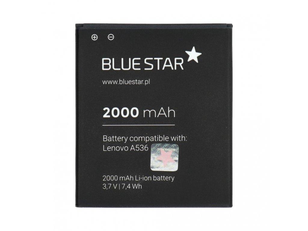 Baterie 2000mAh Blue Star - BL210 Lenovo A536, A606 Li-Poly