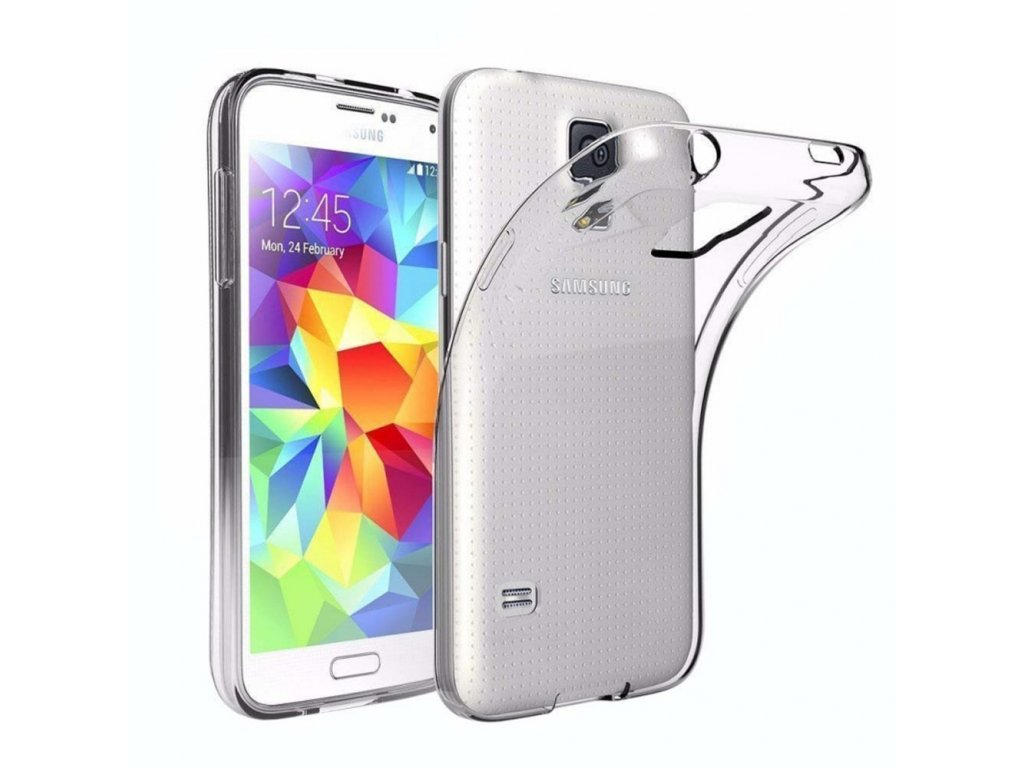 Forcell pouzdro Back Ultra Slim 0,5mm Samsung Galaxy S5 (SM-G900F)
