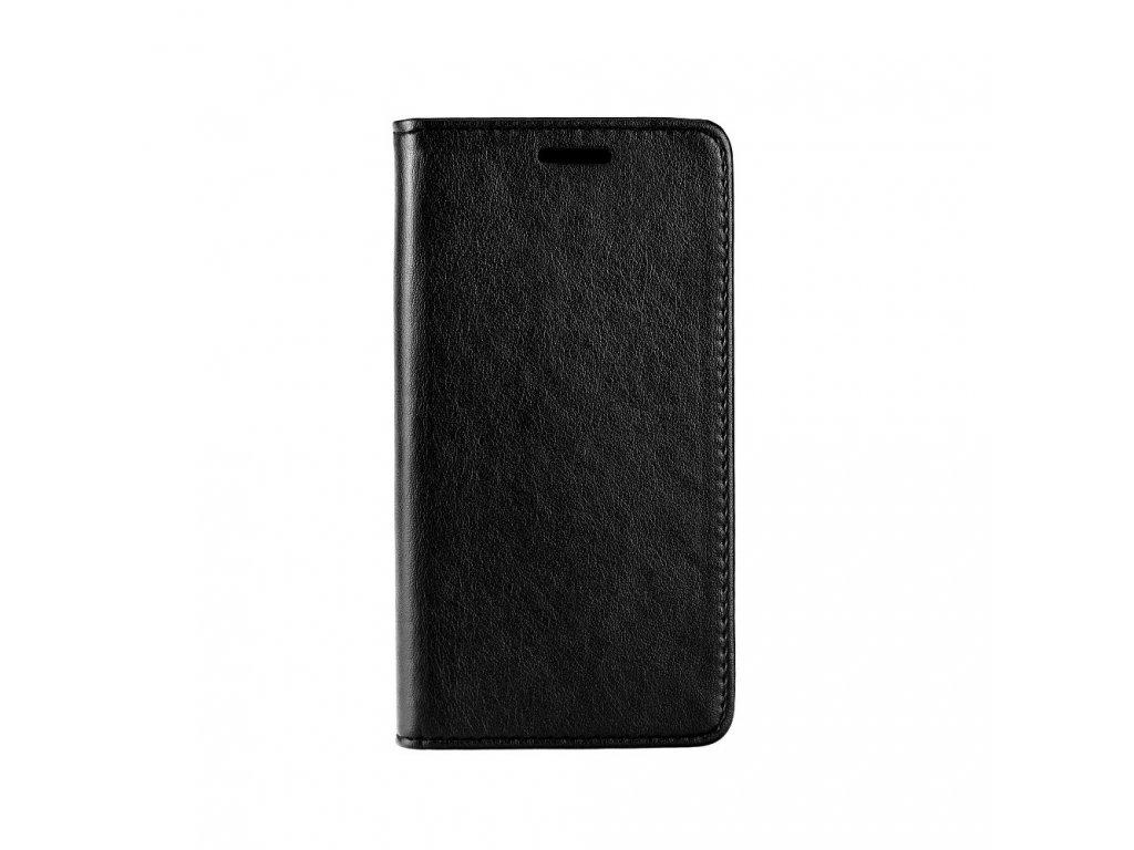 49316 pouzdro magnet flip wallet book pro huawei y6 ii 2 cerne