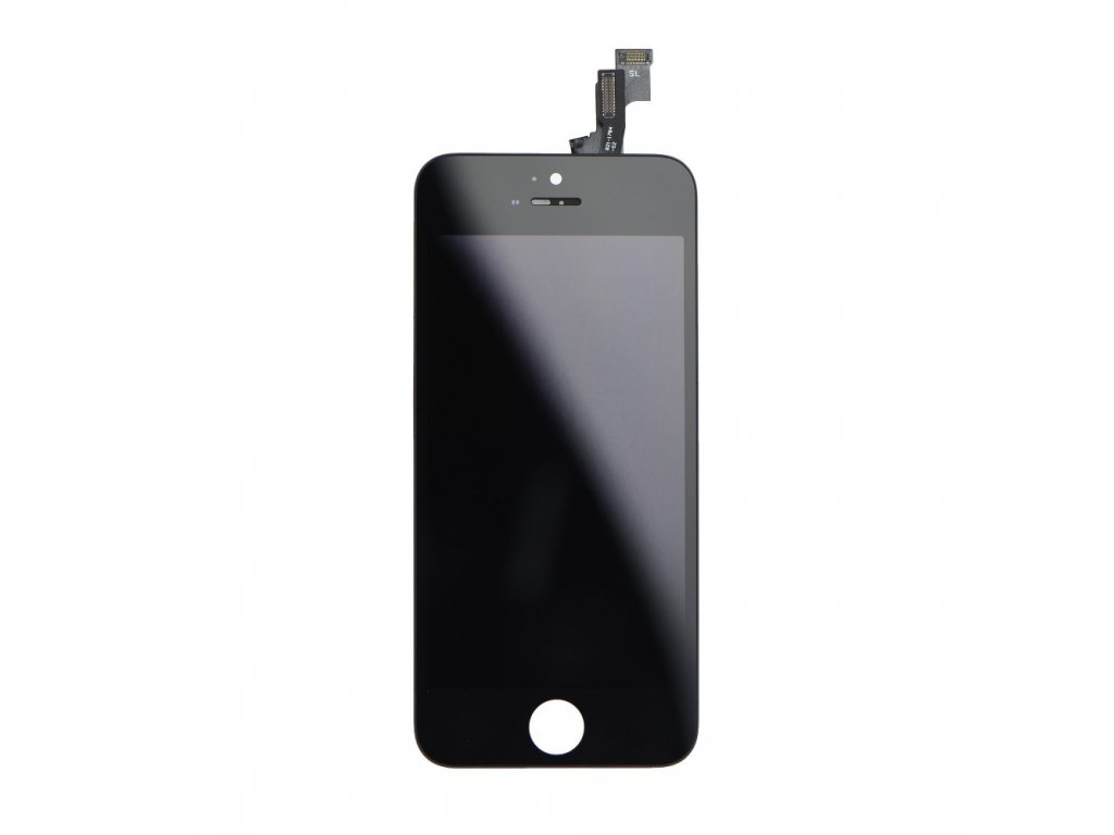 LCD Displej Apple iPhone SE + Dotyková deska - černá