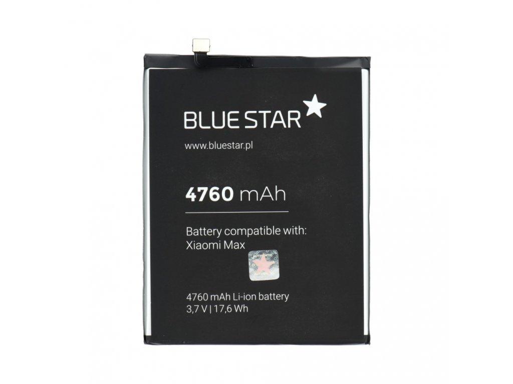 Baterie Blue Star XIAOMI Mi Max - 4760mAh Li-Ion (BS-BM49)