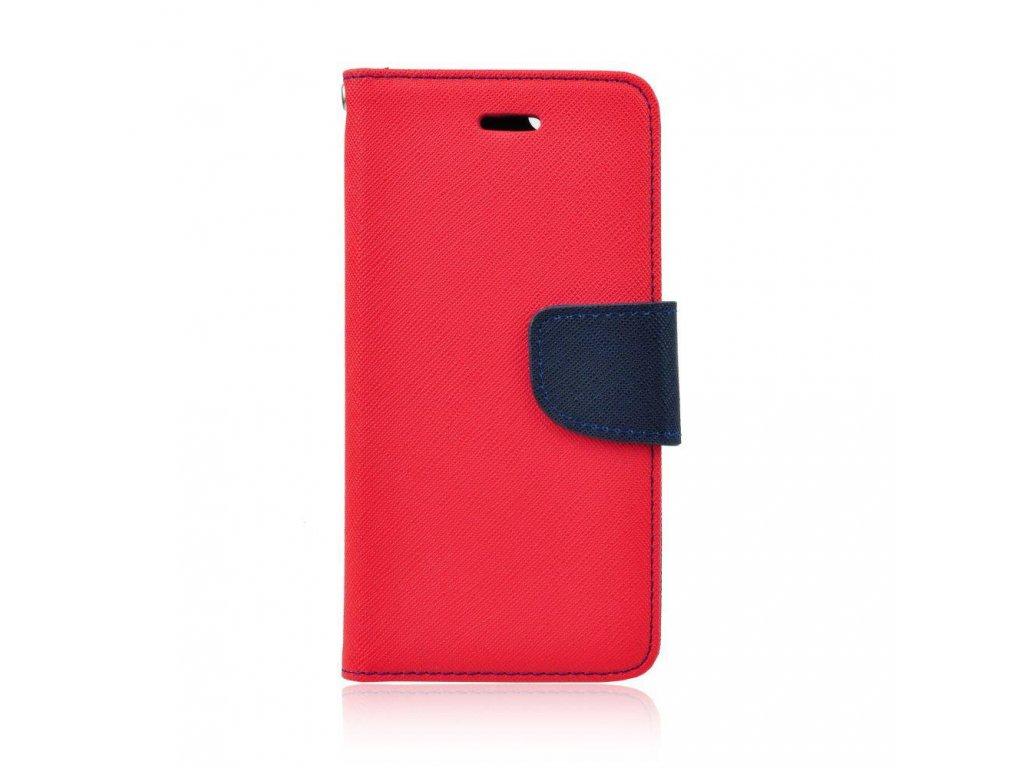 55461 1 fancy pouzdro book zte a452 modro cervene