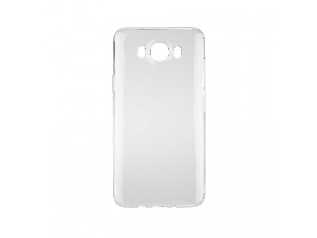 Pouzdro Back Case Ultra Slim 0,3mm - Samsung Galaxy J7 2017 transparentní
