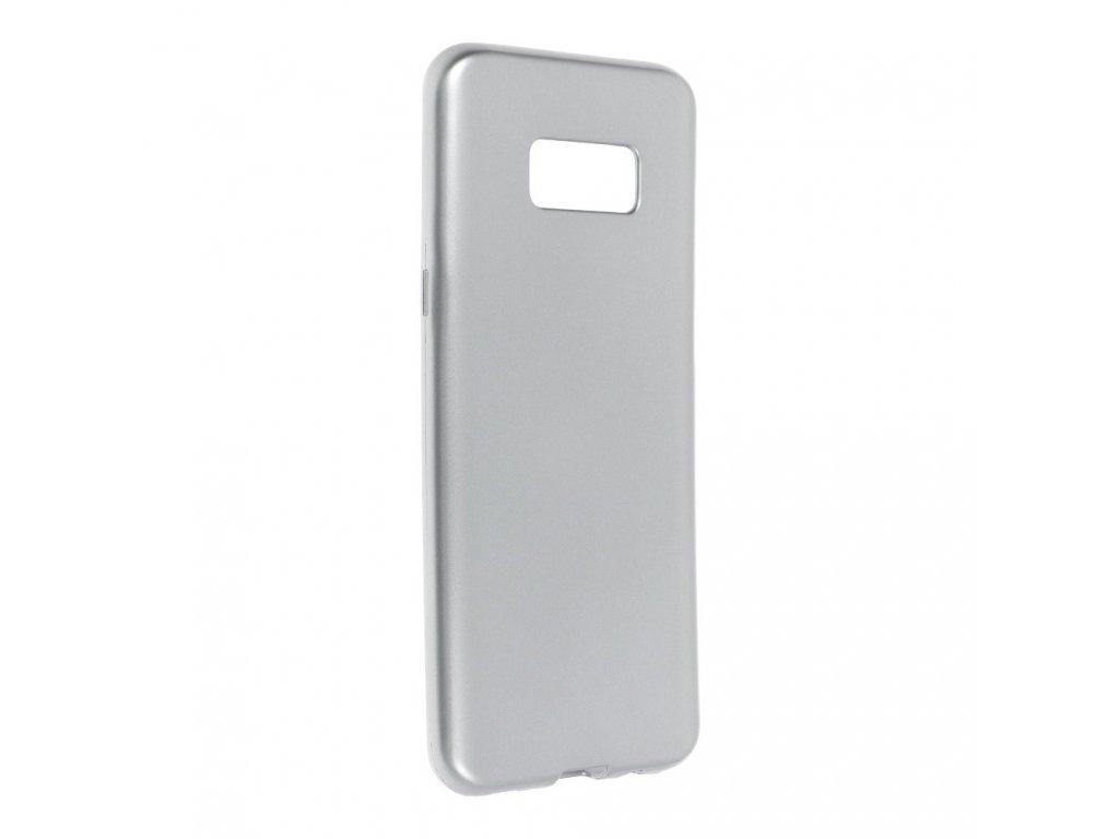 Pouzdro i-Jelly MERCURY/GOOSPERY pro Samsung G955 Galaxy S8+ - šedé
