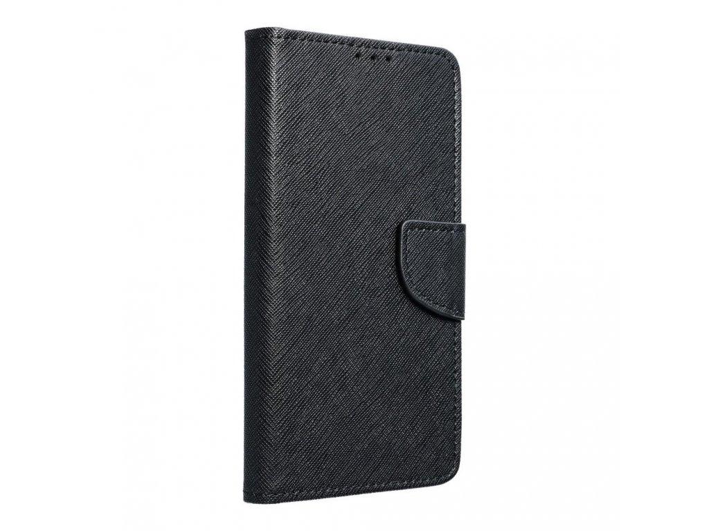 Fancy pouzdro Book - Huawei P8 Lite (2017) - černé
