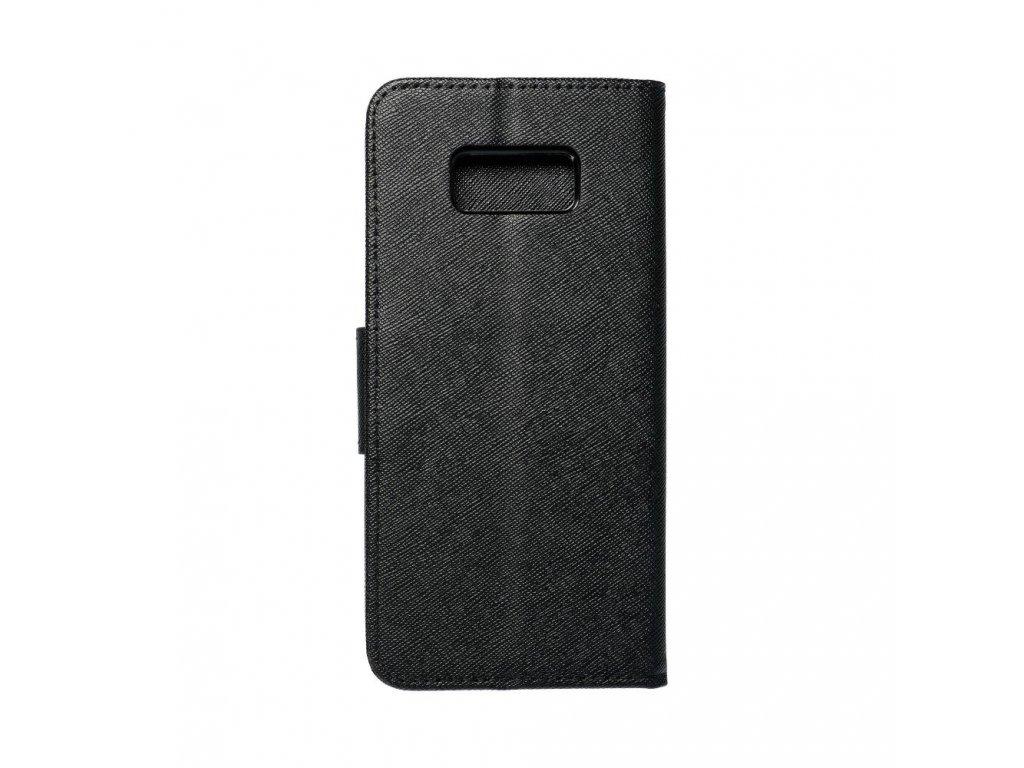 Fancy pouzdro Book - Samsung G955 Galaxy S8+ - černé