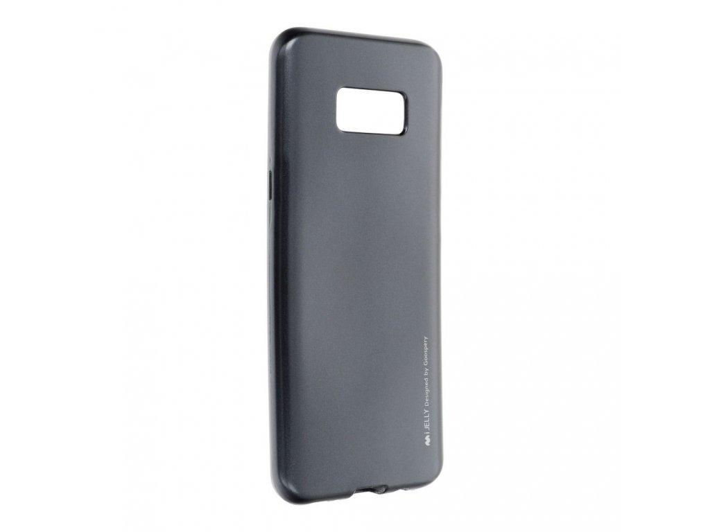 Pouzdro i-Jelly MERCURY/GOOSPERY pro Samsung G955 Galaxy S8+ - černé