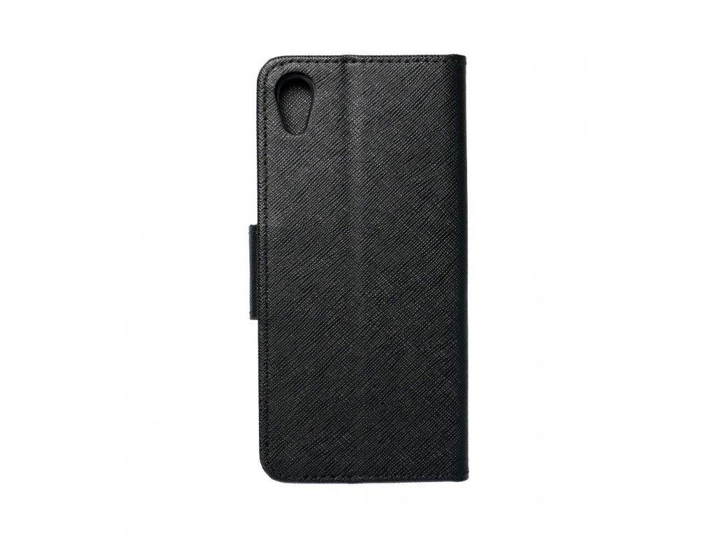 Fancy pouzdro Book - Sony Xperia XA1 černé