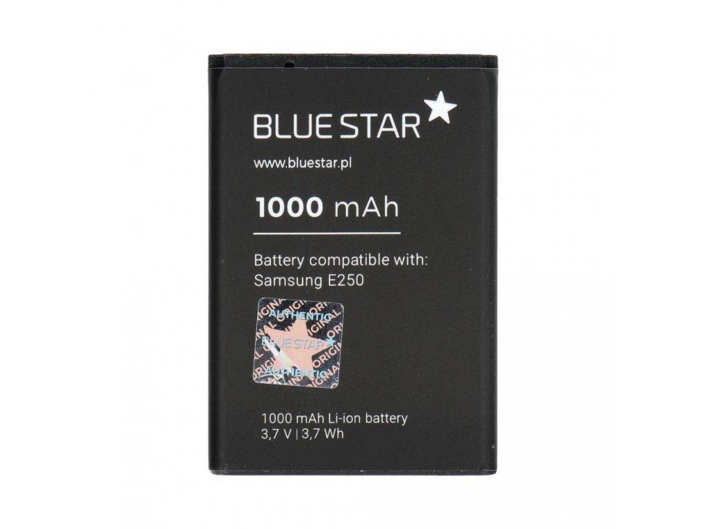 Baterie Blue Star Samsung SGH-E250, E900, C130, C140, C300, D520, D720, D730 Li-Ion 1000mAh BS(Premium)