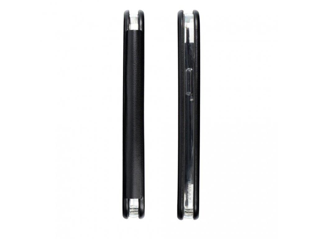 Pouzdro Forcell Book Elegance Samsung Galaxy S8 Plus černé