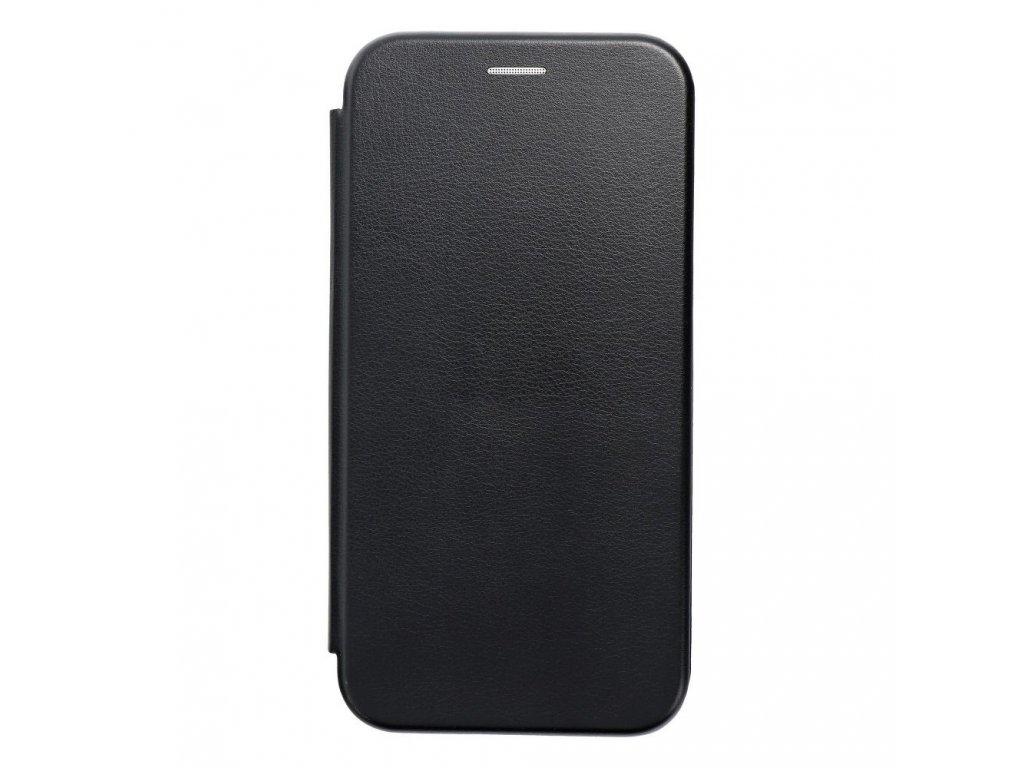 Pouzdro Forcell Book Elegance Samsung Galaxy J3/J3 2016 černé