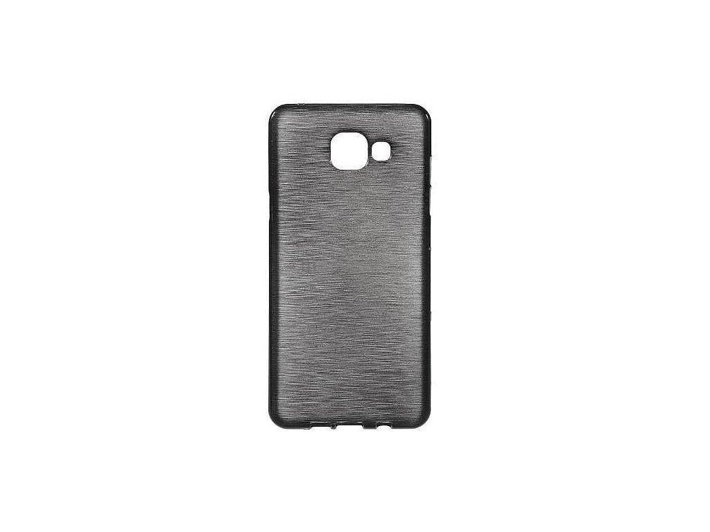 63575 pouzdro jelly case brush pro sony xperia e4g cerny