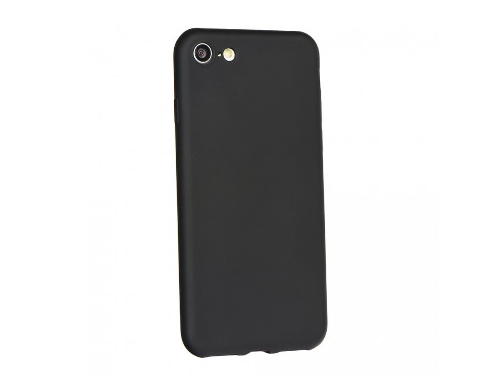 Silikonové pouzdro Jelly Case Flash Mat pro Samsung Galaxy S8 černé
