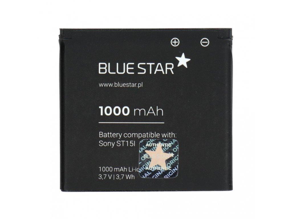 Baterie Blue Star Sony Ericsson U5i, U8i, X8, SK17i, ST15i, ST17i, W19i - 1000mAh