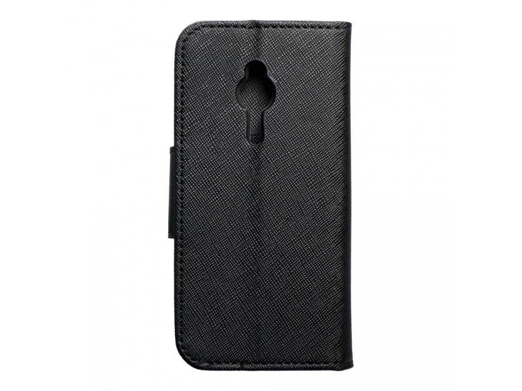 Fancy pouzdro Book - Nokia 230 - černé