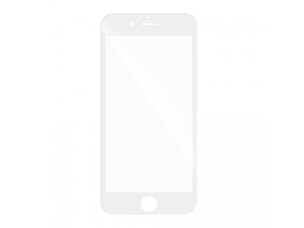 "Forcell Tvrzené sklo 5D Full Glue pro Apple iPhone 7/8 4.7"" - bílé"