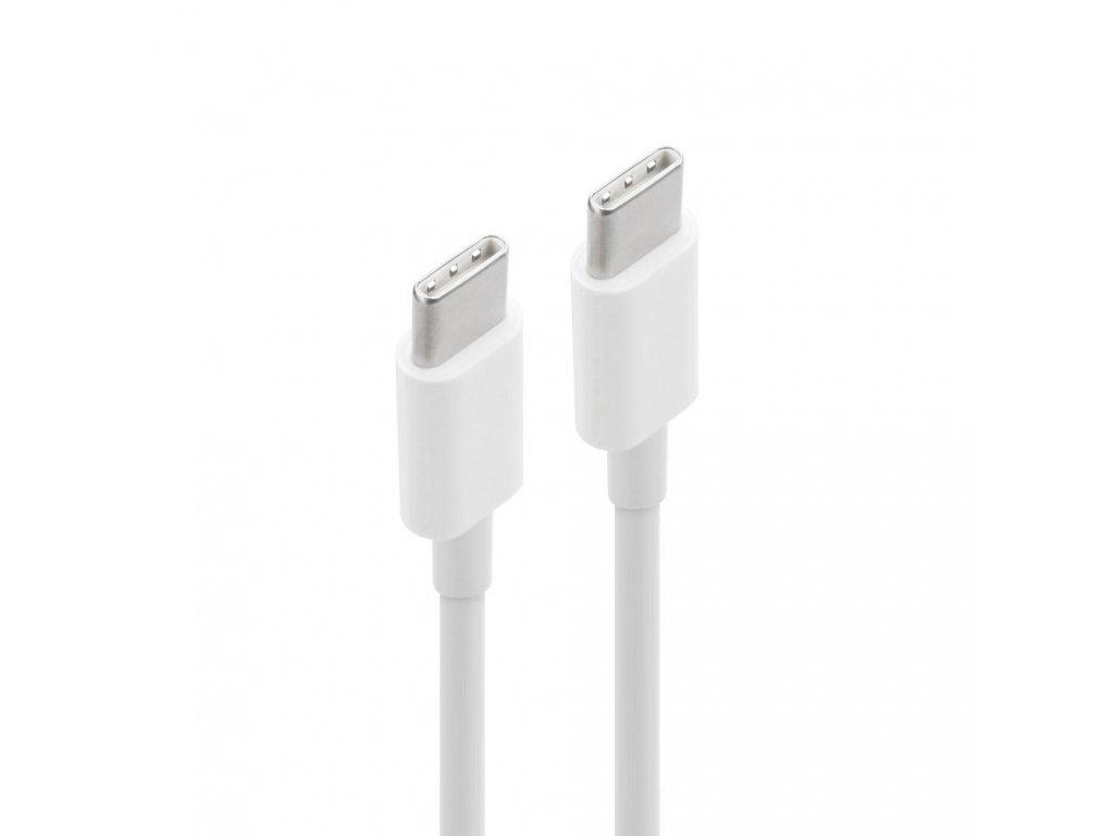 Forcell Datový kabel USB Typ C bílý