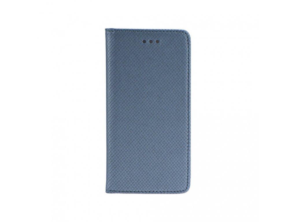 Forcell pouzdro Smart Case Book pro Huawei Y7 - ocelové
