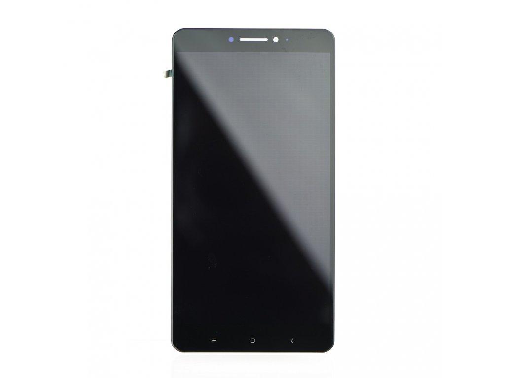 LCD displej + dotyková deska pro Xiaomi Mi Max - černá