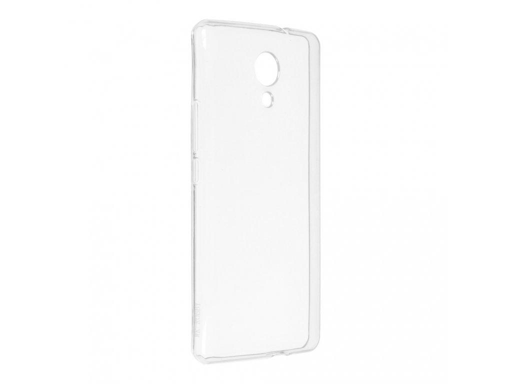 Forcell pouzdro Back Ultra Slim 0,5mm pro Wiko Robby - transparentní
