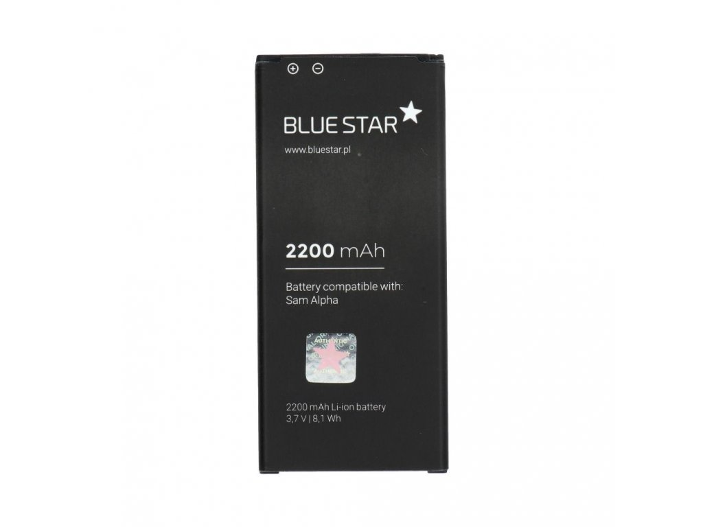 Baterie 2200 mAh Li-Ion BS PREMIUM pro Samsung G850 Galaxy Alpha