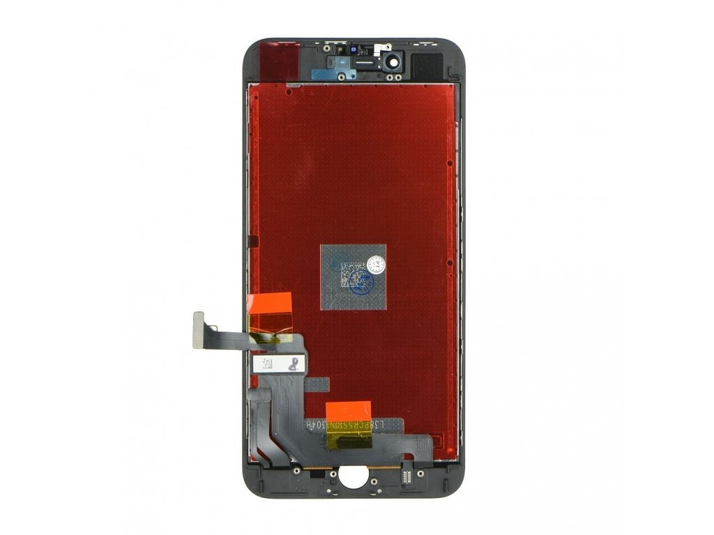 "LCD Displej + dotyková deska pro Apple iPhone 8 Plus (5.5"") - černá (Tianma AAA)"