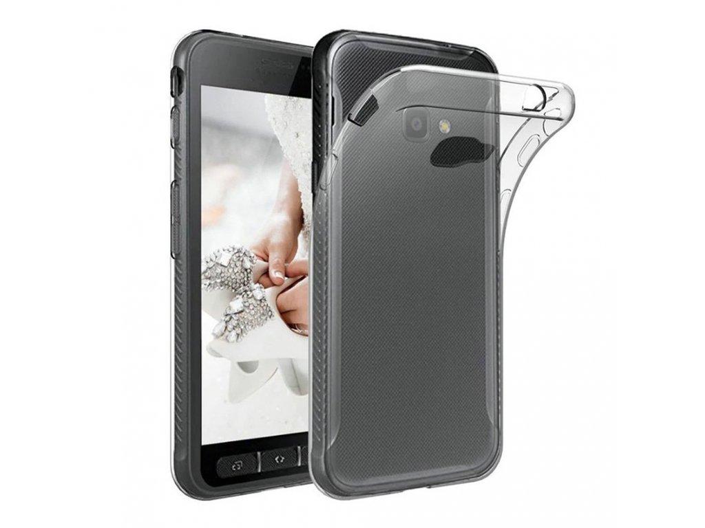 Pouzdro Back Case Ultra Slim 0,3mm Samsung Galaxy Xcover 4 transparentní