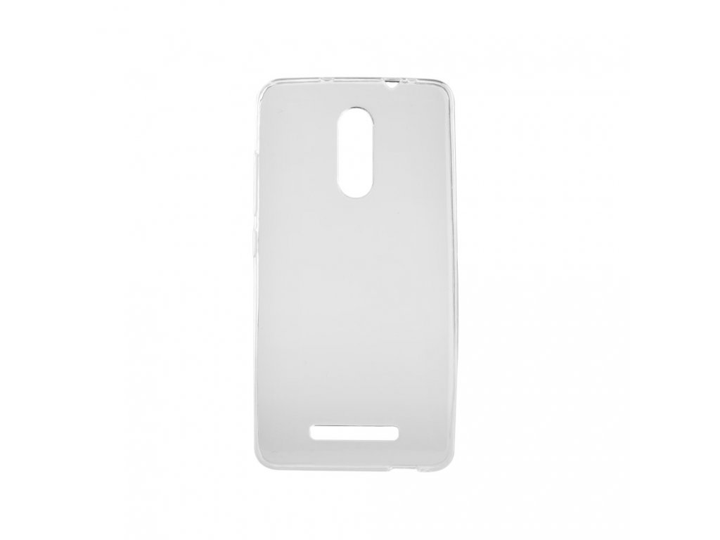 Pouzdro Back Case Ultra Slim 0,3mm XIAOMI Redmi Note 4X transparentní