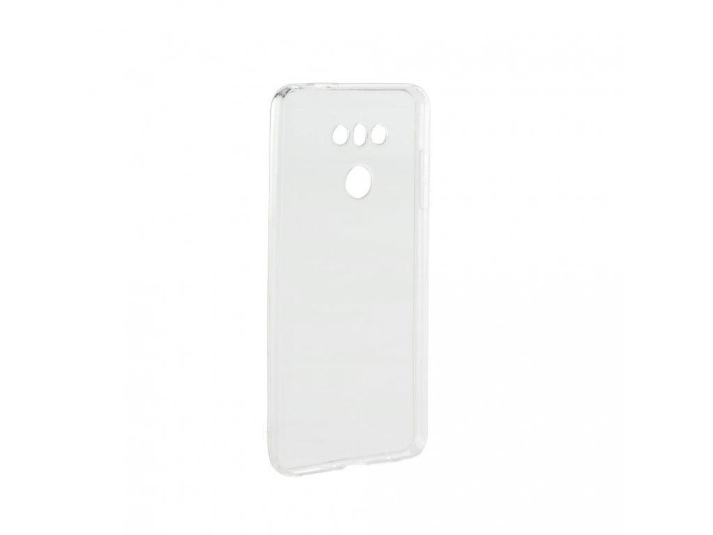 Pouzdro Back Case Ultra Slim 0,3mm LG V30 transparentní