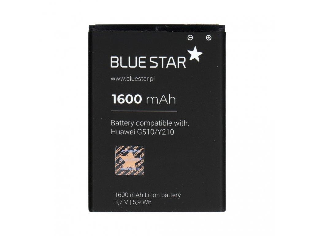 Baterie Blue Star - 1600mAh - Huawei G510/Y210C/HB4W1 Li-Ion