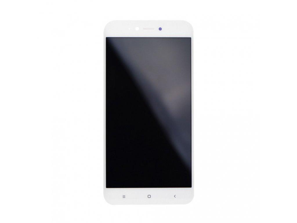 LCD Displej + Dotyková deska pro Xiaomi Redmi Note 5A - bílá