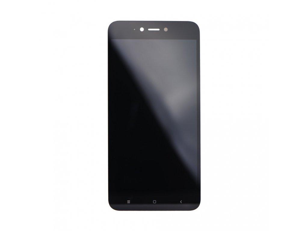 LCD Displej + Dotyková deska pro Xiaomi Redmi Note 5A - černá