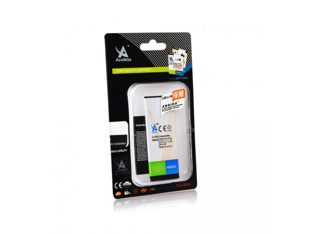 Baterie Andida pro Apple Iphone 4 1420 mAh polymer
