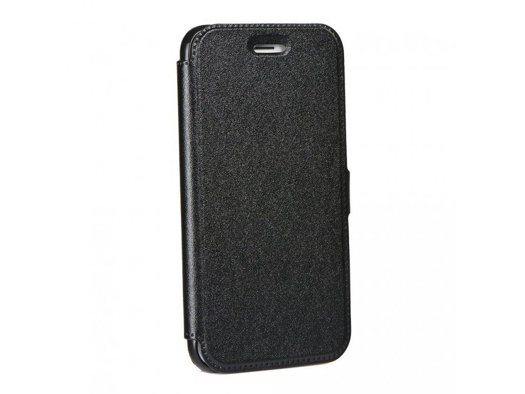 Pouzdro Forcell Pocket Book Samsung J6 2018 černé