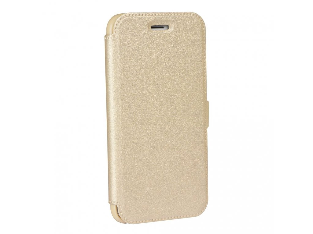 Pouzdro Forcell Pocket Book Samsung J6 2018 zlaté