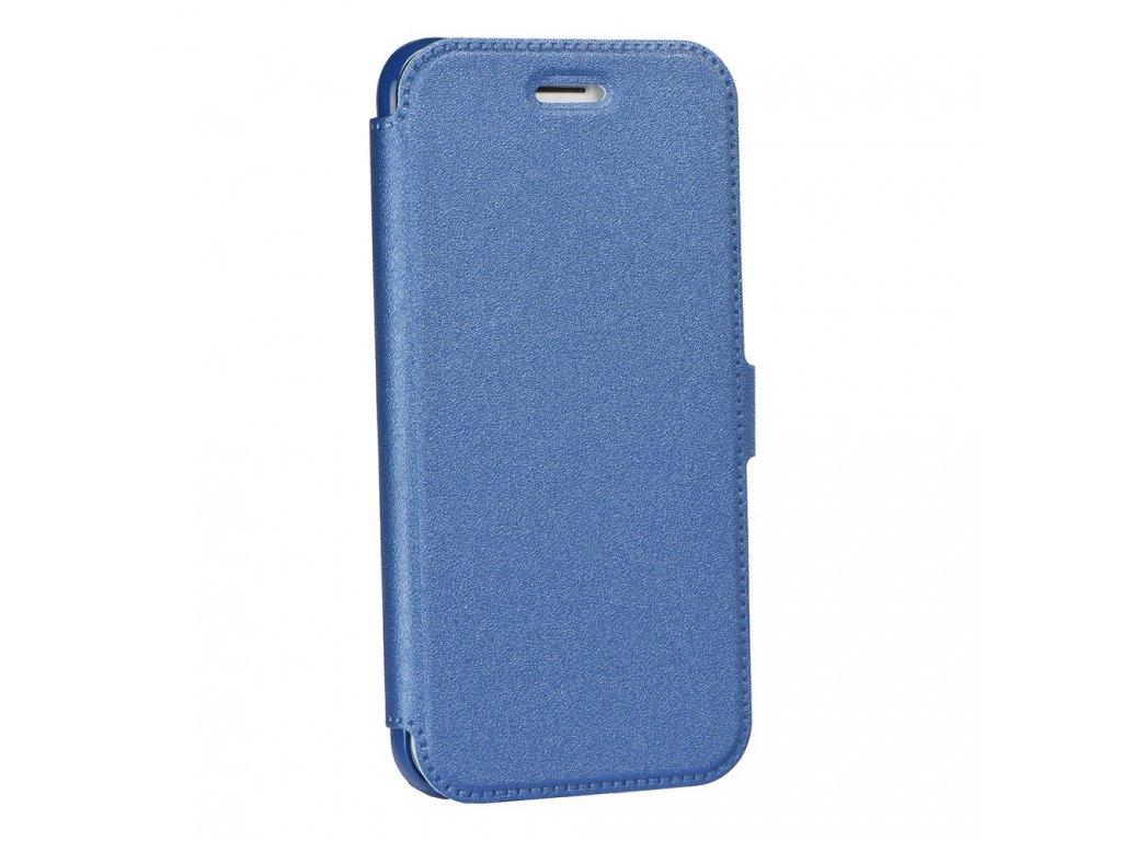Pouzdro Forcell Pocket Book Samsung J6 2018 modré