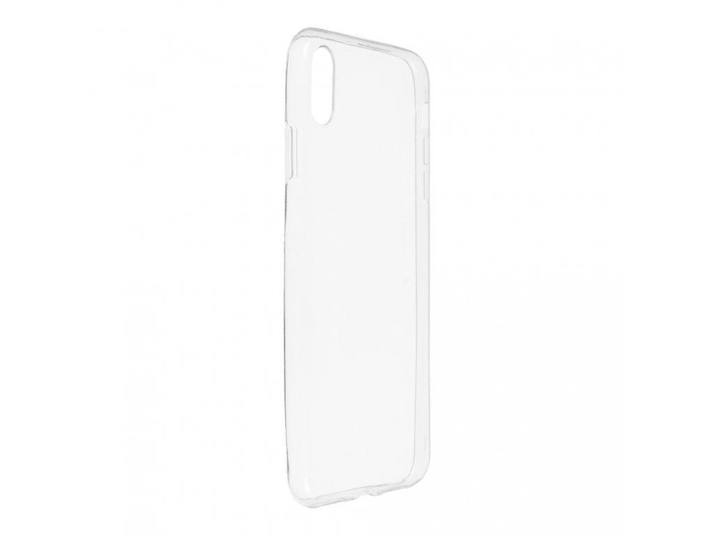 Pouzdro Back Case Ultra Slim 0,3mm Apple Iphone X Plus ( 9 Plus ) transparentní