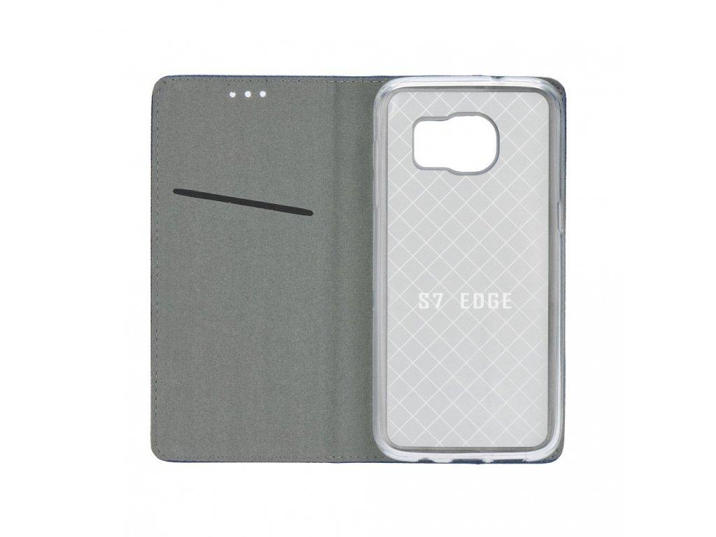 online retailer 07d29 67b2f Pouzdro Forcell Smart Case LG Q7 námořnická modř