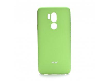 Pouzdro Roar All Colorful LG G7 ThinQ Limonka