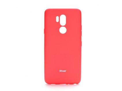 Pouzdro Roar All Colorful LG G7 ThinQ Růžové