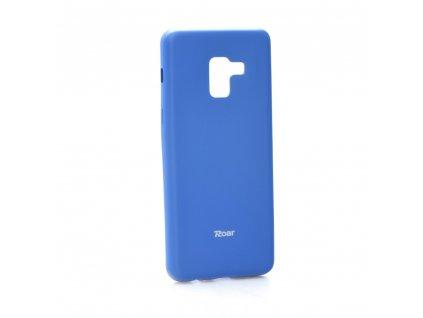 Pouzdro Roar All Colorful Samsung Galaxy A8 2018 Navy blue